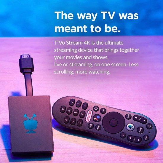 Bol Com Ingebouwde Chromecast Android Tv Box Tivo Stream 4k Every Streaming App And Live Tv
