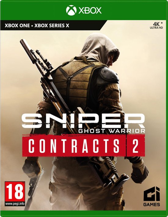 Sniper Ghost Warrior Contracts 2 – Xbox One & Xbox Series X