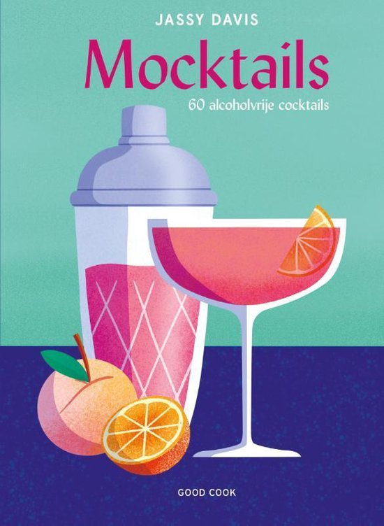 Boek cover Mocktails van Jassy Davis (Hardcover)