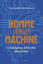 Homme versus machine