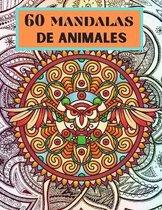 60 mandalas de animales