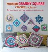 Modern Granny Square Crochet and More