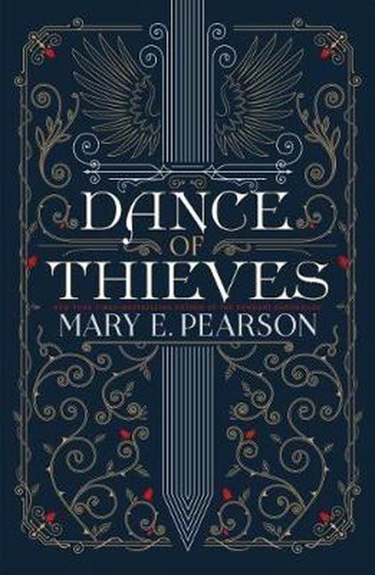 Boek cover Dance of Thieves van Mary E. Pearson (Paperback)
