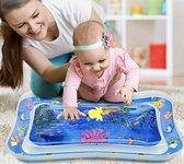 Opblaasbare Baby Waterspeelmat - Baby speelgoed - Babygym - Babyshower - Speelkleed - Speelmat baby - Kinderspeelgoed - Kraamcadeau – Waterspeelmat - Speelkleed baby - Baby Speelkleed - Watermat - Baby - Babyspeelgoed - Speelgoed baby - Tummy Time