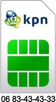 06 83-43-43-33 | KPN Prepaid simkaart | Mooi en makkelijk 06 nummer | Top06.nl