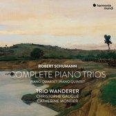 Robert Schumann: Complete Piano Trios, Quartet and Quintet (3CD)