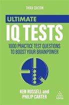 Boek cover Ultimate IQ Tests van Ken Russell