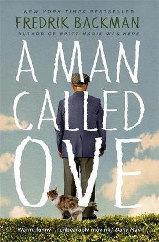 Boek cover A Man Called Ove van Fredrik Backman (Paperback)