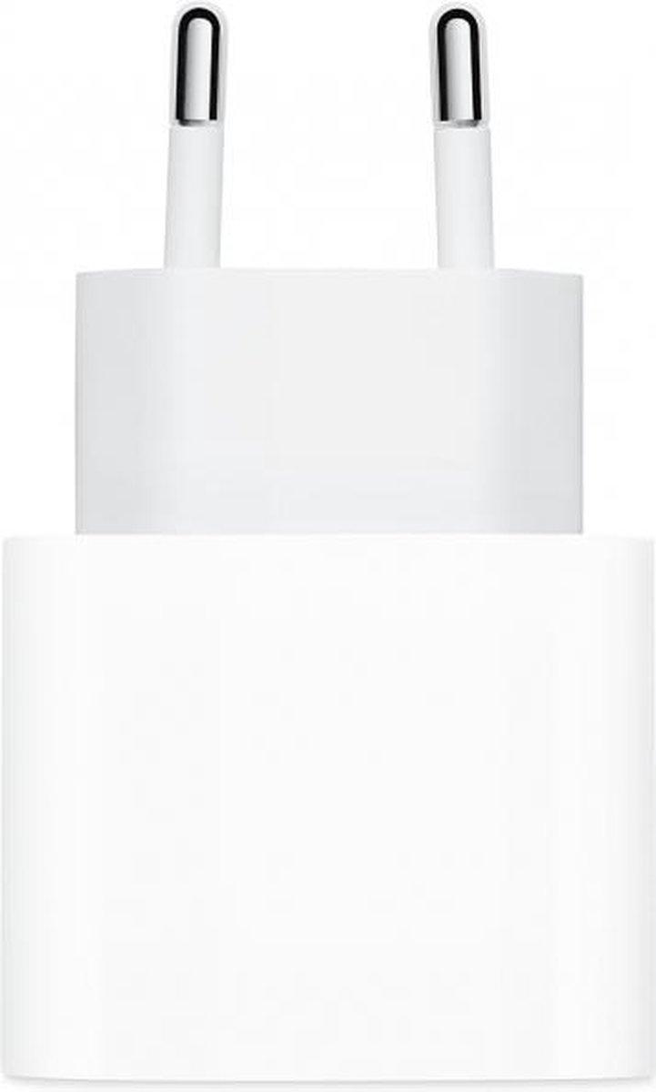 Apple 20W USB-C Snellader - Wit