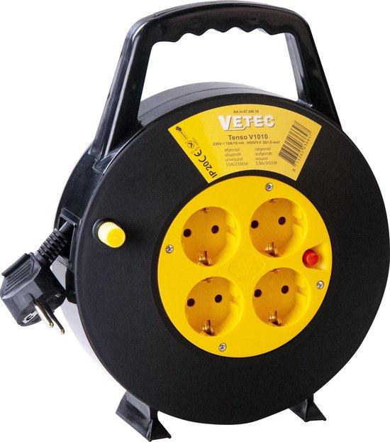 VETEC kabelhaspel - kabelbox