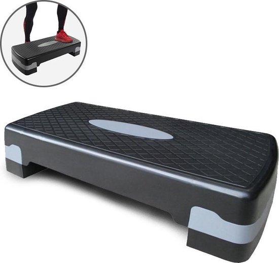 Hurricane Nutrition® - Aerobic step - fitness step - anti slip - 200 KG - nieuw ✯2020✯ - workout step - Aerobic steps - Aerobics - gym equipement - yoga