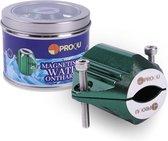 PROQU Magnetische Waterontharder met Bevestigingskit - Waterontharder Waterleiding - 7500 Gauss - Waterfilter - Incl. E-Handleiding & Eco-Tips