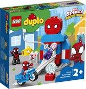 LEGO DUPLO Spider-Man Hoofdkwartier - 10940