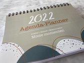 Agenda - planner - weekplanner 2022