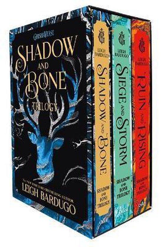 Boek cover Shadow and Bone Boxed Set van Leigh Bardugo (Paperback)