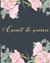 Carnet de prieres