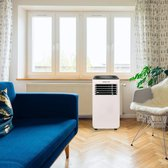 Green Air - Mobiele Airco - 9000 BTU - 3 IN 1 - 35m2 - 90m3 - Airconditioning - <54db - Inclusief Raamafdichting pakket  - Afstandbediening - Milieuvriendelijk
