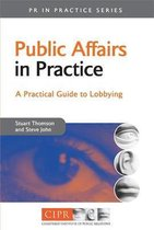 Public Affairs in Practice