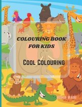 Colouring Book For Kids Cool Colouring