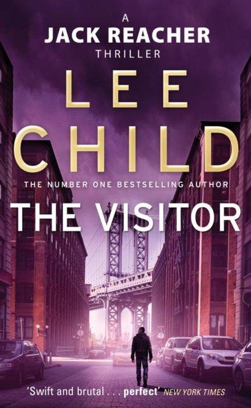Omslag van The Visitor