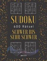 Sudoku 600 Ratsel Schwer Bis Sehr Schwer