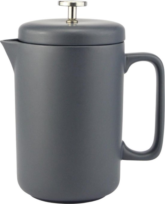 House of Husk™ - French Press - Cafetière - Koffiefilter - Coffeemaker - Filter Koffie - Cafetiere koffie - Franse pers - Slow Coffee - 1 Liter