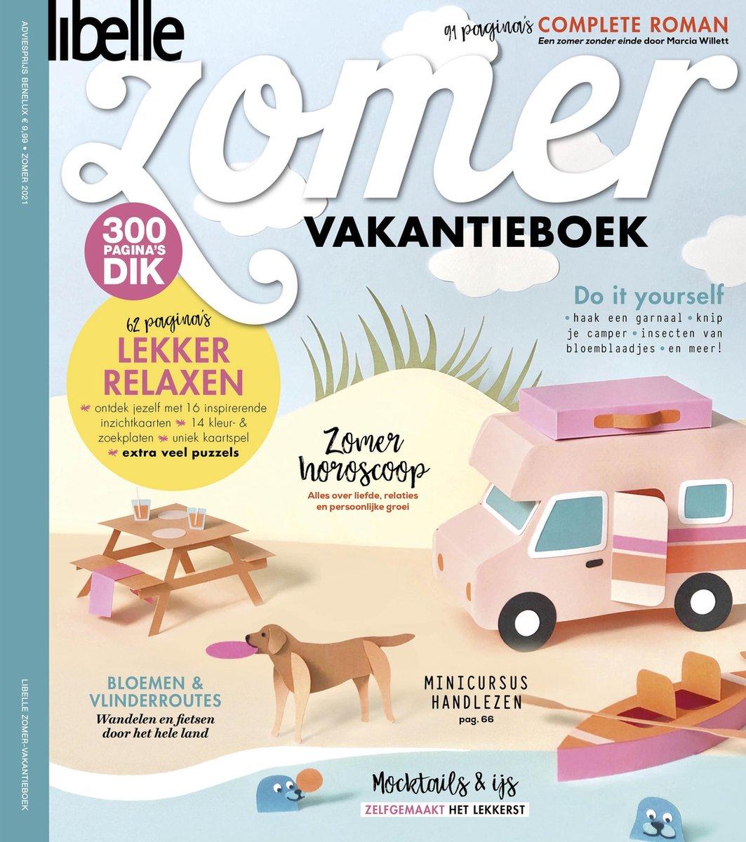 Libelle Zomer vakantieboek 2021