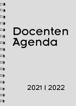 DOCENTEN Agenda 2021-2022  Zwart/Wit  A5