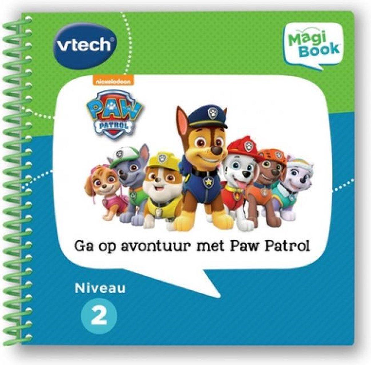 VTech MagiBook Activiteitenboek - PAW Patrol - Educatief Babyspeelgoed