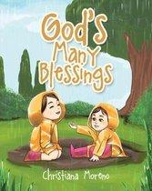 Omslag God's Many Blessings