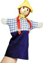 Poppenkastpop Boer