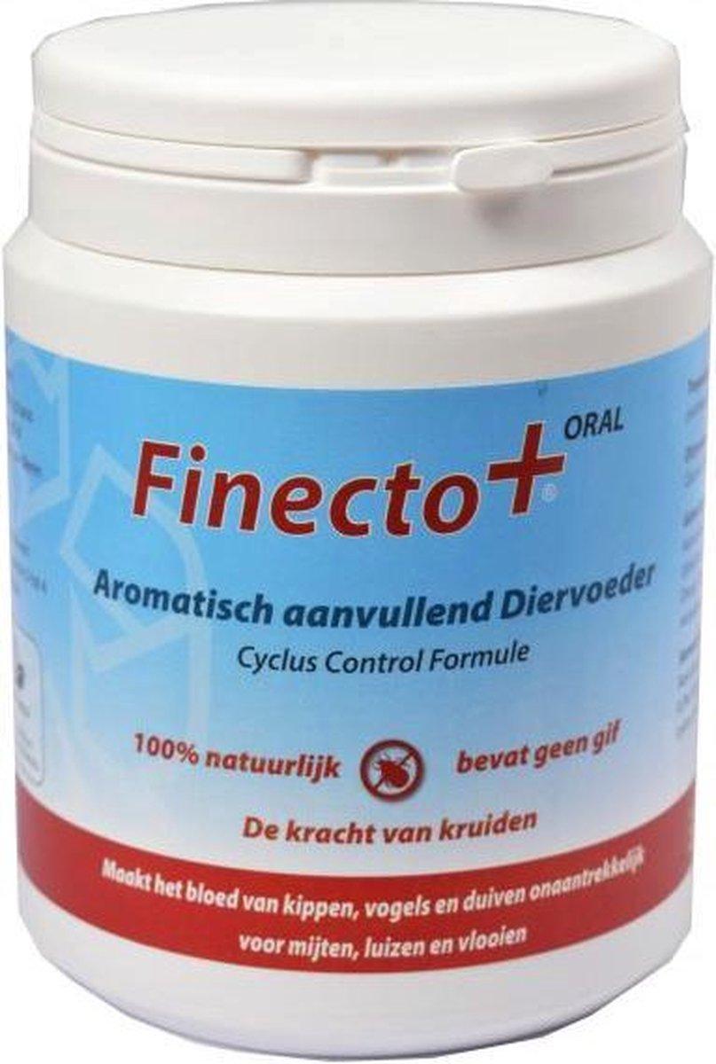 Finecto+ Oral 300gr speciaal tegen bloedluis