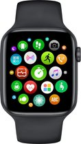 Essential Link Smartwatch Serie 6 - 44m - Smartwatch Dames/Heren - Zwart