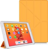 SBVR – Apple iPad Hoes 2014 - 9.7 inch – Voor iPad Air - Smart Cover – A1566 - A1567 - Oranje