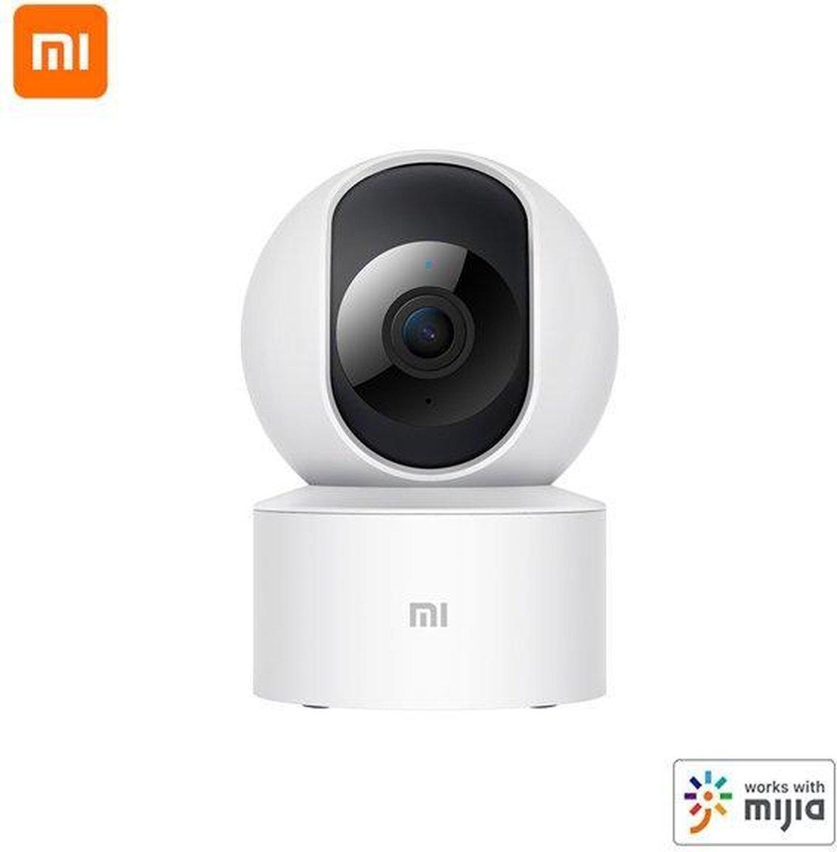 Xiaomi Mi Home Security IP-Camera 360  1080P - Werkt met EU Mi Home App