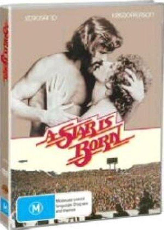Cover van de film 'A Star Is Born'