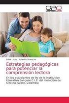 Estrategias pedagogicas para potenciar la comprension lectora