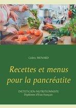 Recettes et menus pour la pancreatite