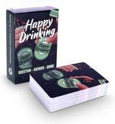 Happy Drinking - Drankspel, Speelkaarten, Kaartspel, Party game, 18+