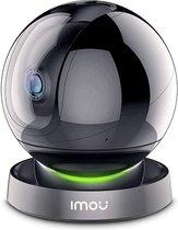 Imou Caméra Surveillance WiFi Interieur Caméra 360° Connectée 1080P Caméra IP sans Fil avec Détection et Suivi de Mouvement Mode Privée Audio Bidirectionnel Compatible Alexa pour Enfant Bébé Animal