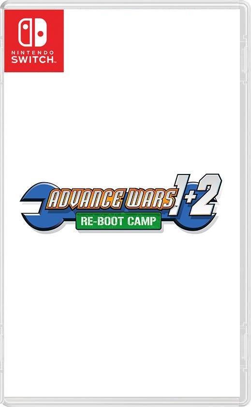 Advance Wars 1+2: Re-Boot Camp (Nintendo Switch)