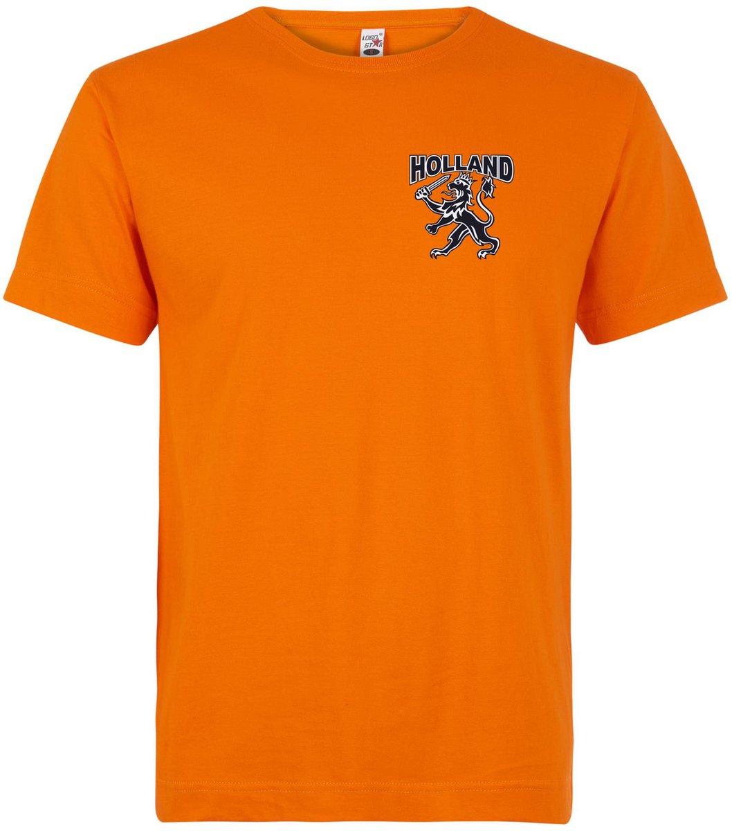 T-shirt oranje Holland WEGDORST 19   EK Voetbal 2020 2021   Nederlands elftal shirt   Nederland supp
