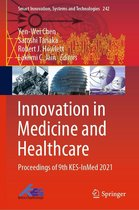 Omslag Innovation in Medicine and Healthcare