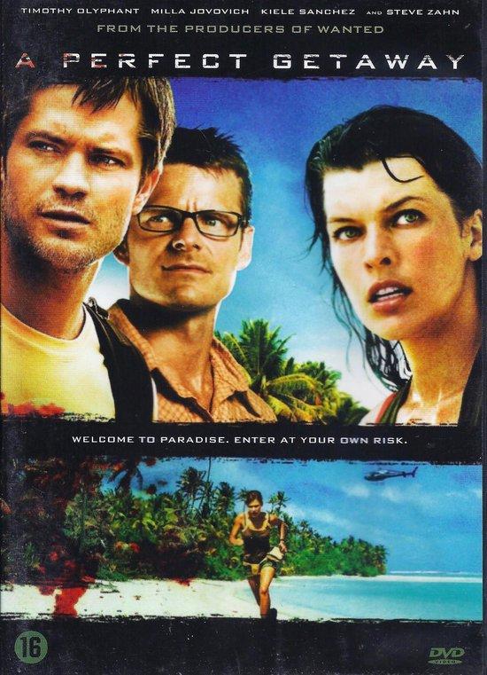 Cover van de film 'A Perfect Getaway'
