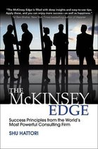 Boek cover The McKinsey Edge: Success Principles from the World's Most Powerful Consulting Firm van Shu Hattori