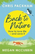 Boek cover Back to Nature van Chris Packham (Paperback)