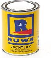 Glitsa Ruwa Jachtlak - Kleurloos - 750 ml