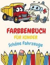 Cool Vehicles Malbuch fur Kinder