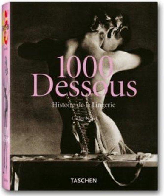 Cover van het boek '1000 Dessous'