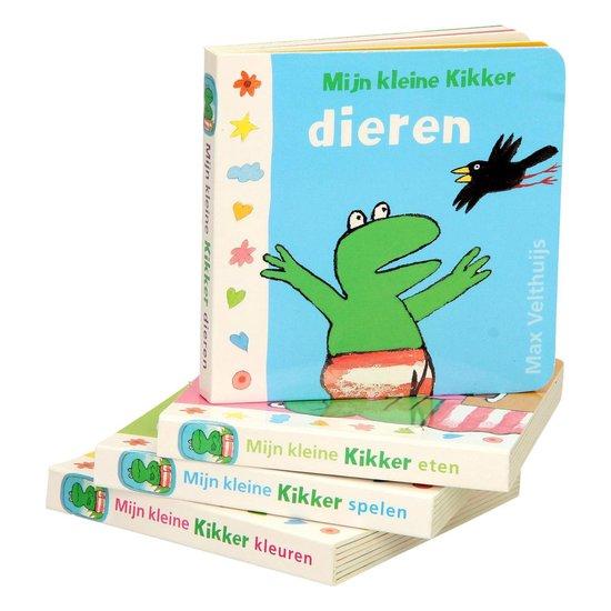 Kikker  -   Mijn kleine Kikker - 4 miniboekjes